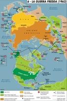La guerra fredda nel 1962