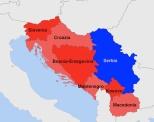 Dissoluzione della Jugoslavia anni '90-2000
