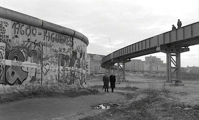 7 film sul muro di Berlino