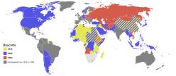 I boicottaggi delle Olimpiadi del 1976, 1980 e 1984