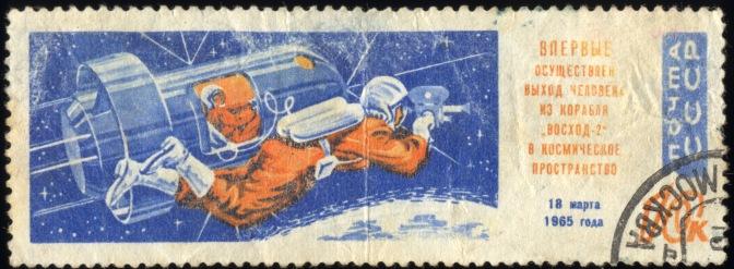 La prima passeggiata nello spazio, cinquant'anni fa