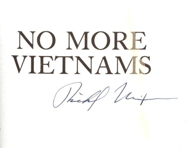 Perché gli americani persero in Vietnam, secondo Nixon