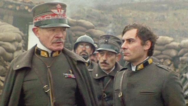 9 film sull'Italia nella prima guerra mondiale
