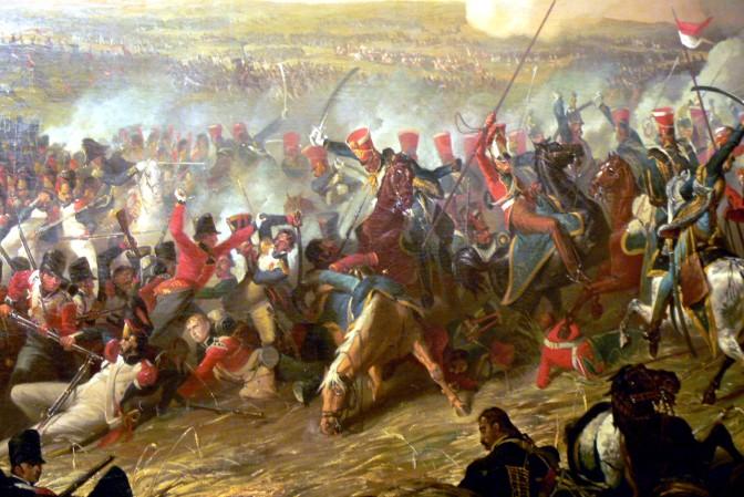 Francia e Belgio litigano ancora per Waterloo