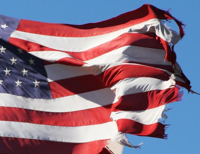 Perché gli USA non sono più forti come in passato
