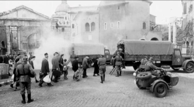 8 film sulla deportazione degli ebrei di Roma
